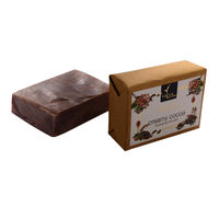 Natural Bath and Body Creamy Cocoa Bathing Bar 125 gm