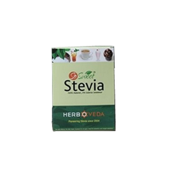 All Natural So Sweet Stevia Sachets (50 Stevia Sachets)