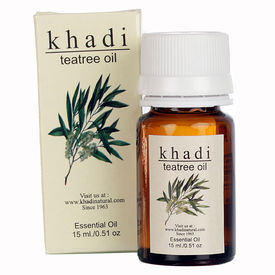 Khadi Teatree Oil - 15 ml
