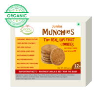 Early Foods Dry Fruit Cookies 200g