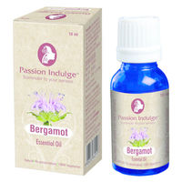 Passion Indulge Bergamot Essential Oil - 10 ml