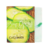 Soap Opera Fruit Soap - Cucumber 100 gm