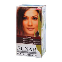 Radico Sunab Herbal Brown Hair Colour - 60gm