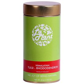 LaPlant Himalayan Tulsi Rhododendron 50Gms, single pack