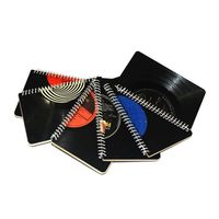 Upcycled Vinyl Record Notebook