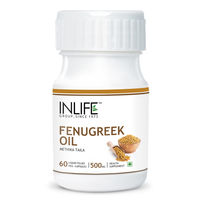 InLife Fenugreek Oil (60 Veg. Caps)