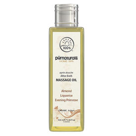 Pure Naturals - Angelic After Bath Massage Oil - 100 ml