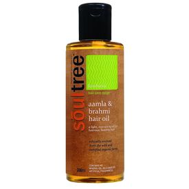 Soul Tree Brahmi Amla Hair Oil 200 ml