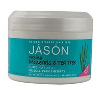 Jason Natural Cooling Minerals & Tea Tree Muscle Reliever 13Gm