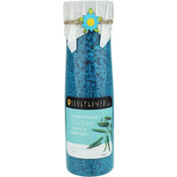 Soulflower Tea Tree Ocean Mineral Bath Salt 500Gms