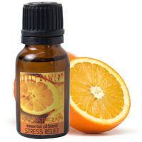 Soulflower Stress Relief Essential Oil -15 ml