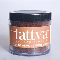 Tattva Cocoa Almond Body Scrub 100 gms