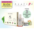 Azafran Holy Basil Kit