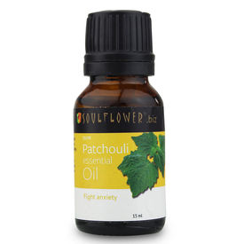 Soulflower Essential Oil Patchouli - 15 ml