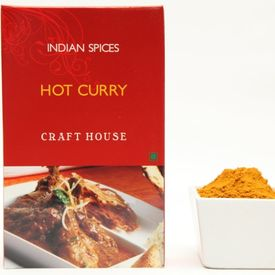 Craft House Hot Curry 100Gms