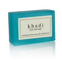 Khadi Mint & Sesame Seeds Soap - 100 Gms