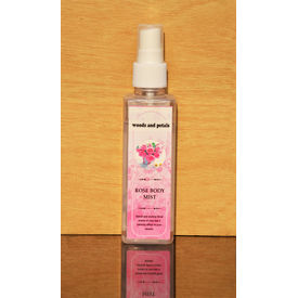 Woods and Petals Rose Body Mist 100mL