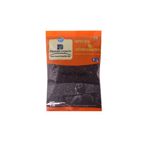 Deccan Organic Black Pepper Whole 100 Gms