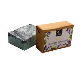 Natural Bath and Body Lavender Seaweed Bathing Bar 125 gm