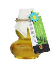 Soulflower Tea Tree Foot Reflexology Aroma Massage Oil - 90 Ml