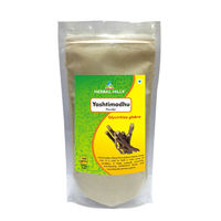Herbal Hills Yashtimadhu Powder 100Gms Pack of 2