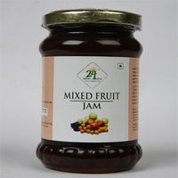 24 Letter Mantra - Natural Mixed Fruit Jam (375 gms)