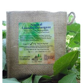 Mitti Se Natural Laundry Detergent 400gms