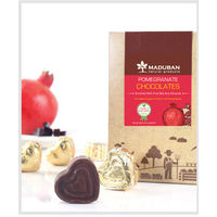 Maduban Naturals Handmade Pomegranate Chocolates - 100 Gms