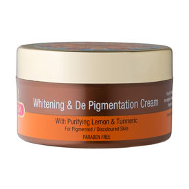 Inveda Whitening & Depigmentation Cream with Purifying Lemon & Turmeric 50mL