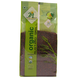 24 Letter Mantra Mustard Small - 100 gms