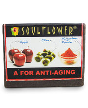 Soulflower A For Anti - Aging Soap - 150...