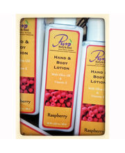 Puro Raspberry Hand & Body Lotion - 100 Ml
