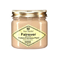 Just Herbs Fairever Milky White Protective Fairness Pack - 150 Gms