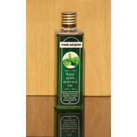 Woods and Petals Basil Body Massage Oil 100mL