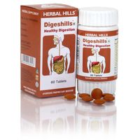 Herbal Hills Digeshills Veg 60 Tablets