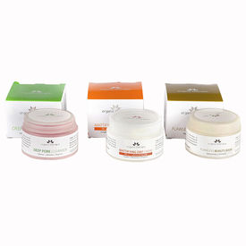 Organic Therapie Dazzling Beauty Combo