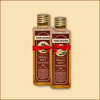 Woods and Petals Herbal Body Massage Oil 100mL Set Of 2