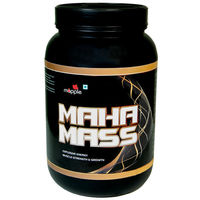 Mapple Maha Mass Whey Protein Supplement 600Gms, vanilla
