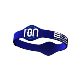 Body Balance Ion Energy Wristband Blue, small