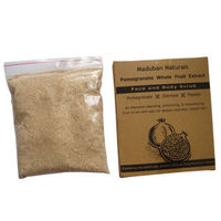 Maduban Naturals Pomegranate Face & Body Scrub - 100 Gms