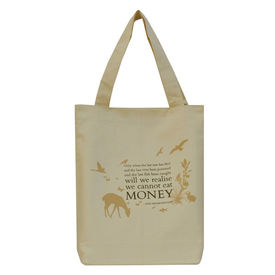 Clean Planet Wise Tote Money