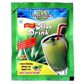Vedantika Aloe Drink - Pack of 10 of 10gms Each