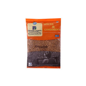 Deccan Organic Fenugreek Whole 200 Gms