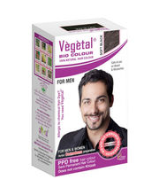 Vegetal Bio Colour For Men - Soft Black 25gm