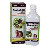Herbal Hills Diabohills Karela Jamun ULTRA Juice 500mL