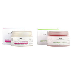 Organic Therapie Cure Acne Combo