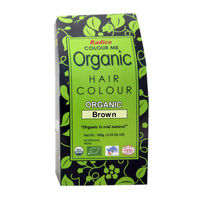 Radico Colour Me Organic Brown Hair Colour - 100gm