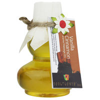 Soulflower Vanilla Cinnamon Aroma Massage Oil - 90 ml
