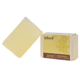 Omved Malati Bathbar, 125 gms
