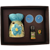 Soulflower Aroma Flower Diffuser Set